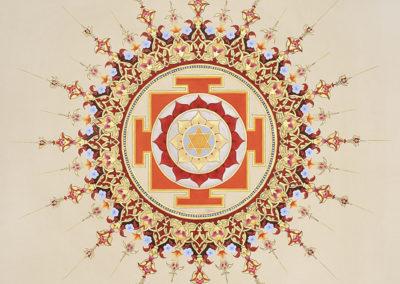 Yantra Słońca (Surya Yantra)