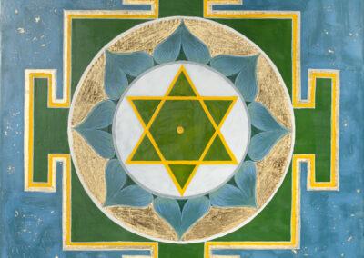 Yantra Merkury (Budhi Yantra)