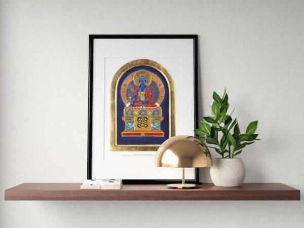 Budda Medycyny A4